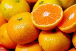 ส้มมีคุณสมบัติต่อต้านการเกิดมะเร็ง