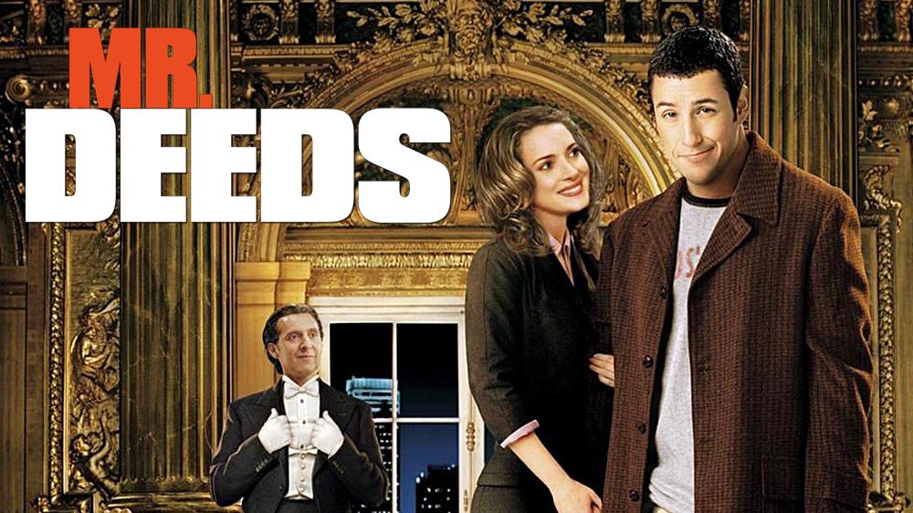 ภาพยนตร์ Mr. Deeds (2002) นายดี๊ดส์ เศรษฐีใหม่หัวใจนอกนา